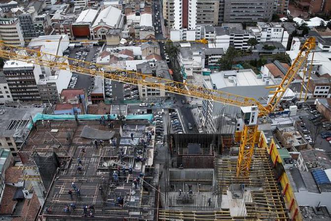 Empresas españolas desarrollan el sector infraestructuras en Colombia