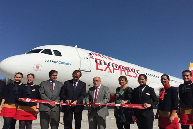 Iberia-Express-incrementa-un-11%-las-conexiones-entre-Gran-Canaria-y-Madrid