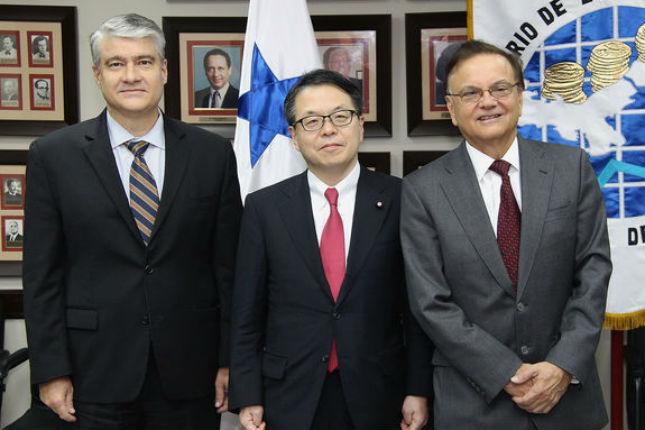 Panamá y Japón estudian oportunidades en comercio y cooperación