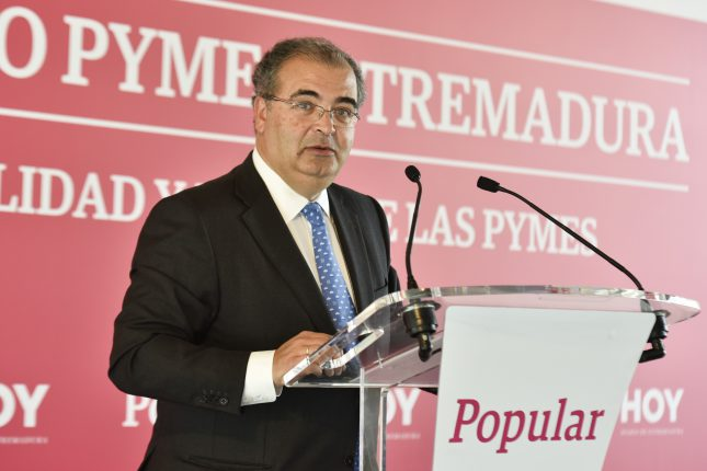 Ángel Ron apela a aprovechar las oportunidades que la economía presenta en la actualidad