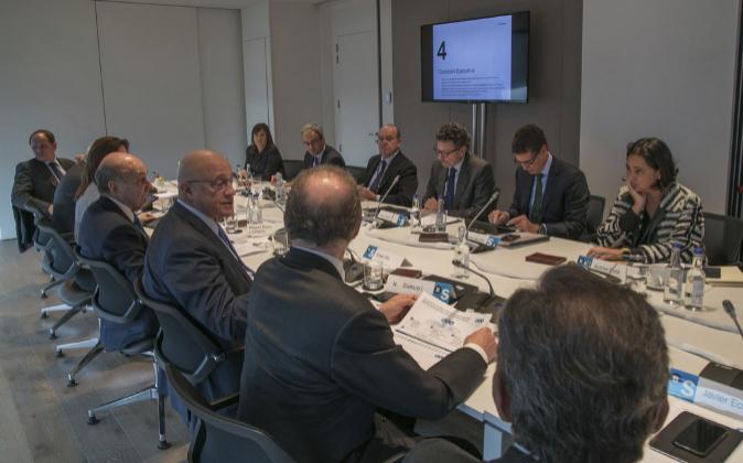 Banco Sabadell celebra su consejo de administración en Londres