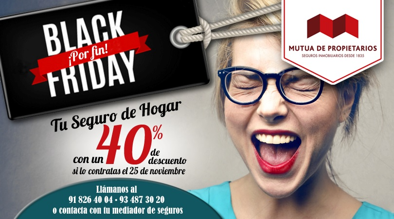 seguros de hogar - black friday