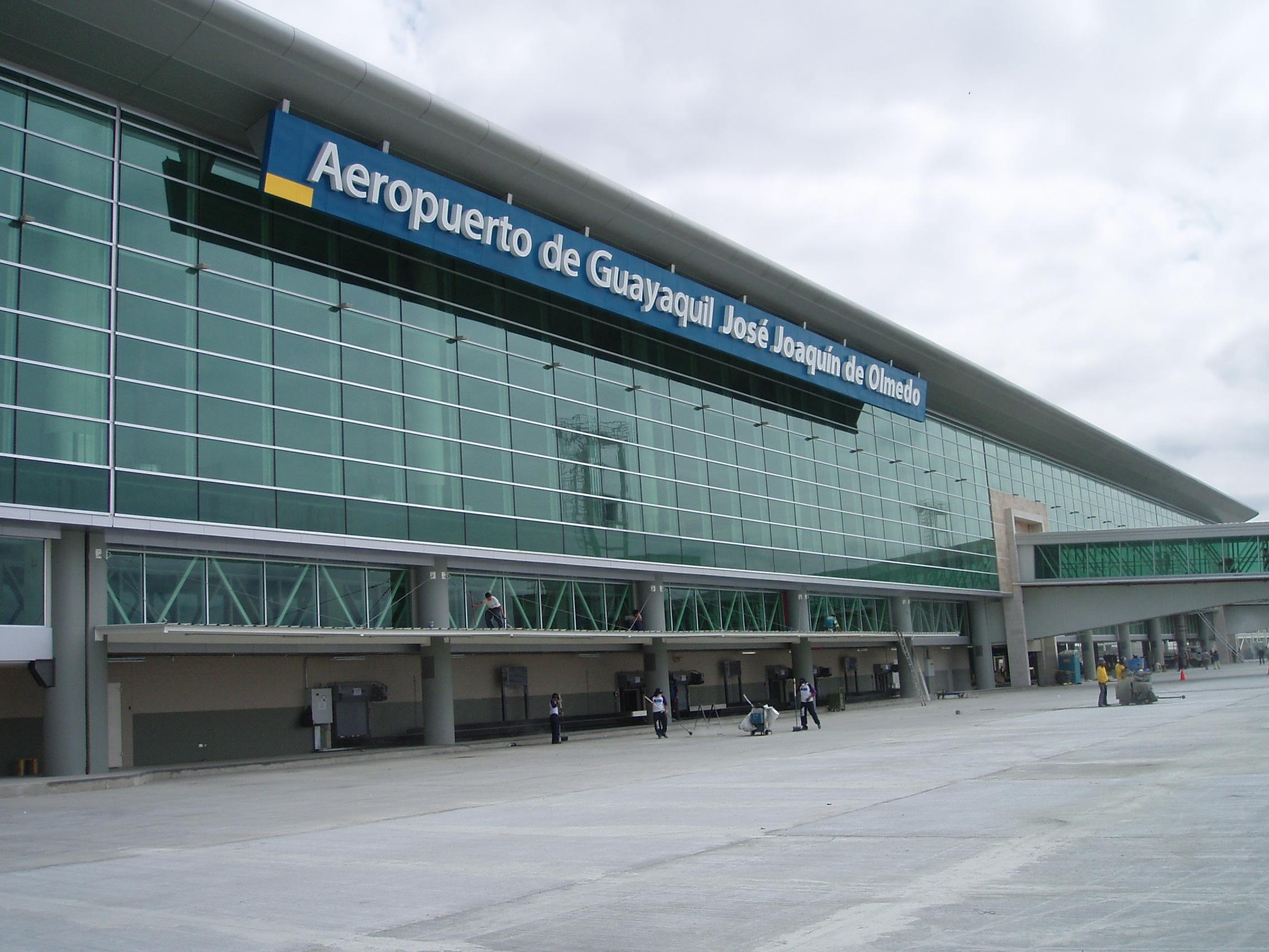 Air Europa aeropuerto Guayaquil