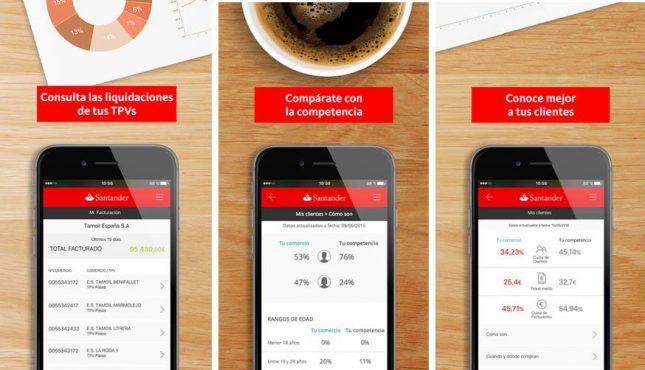 Banco Santander lanza su nueva herramienta en Big Data 'Mi Comercio'