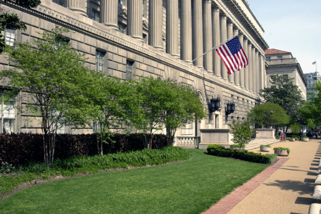 EE.UU. alcanza un déficit presupuestario de 565.000 millones de euros