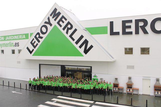 Leroy merlin abrir en vigo una tienda especializada en - Leroy merlin santiago ...