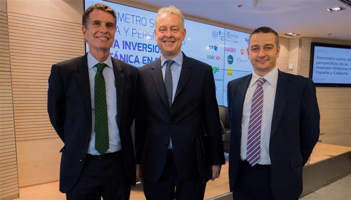 Banco Sabadell acoge la presentación del barómetro de las inversiones británicas en España