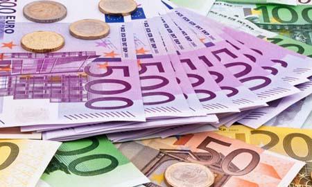Los billetes de 500 euros en mínimos