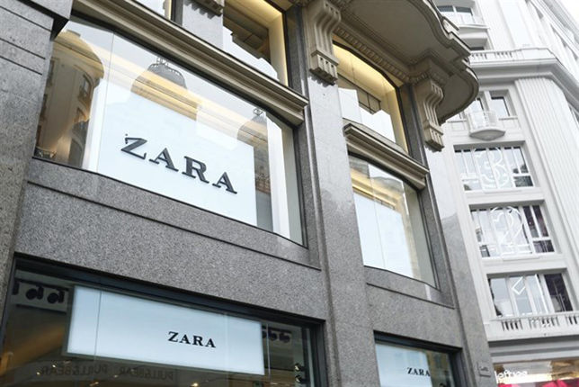 """Zara, en el """"top 3"""" de marcas de moda del mundo"""