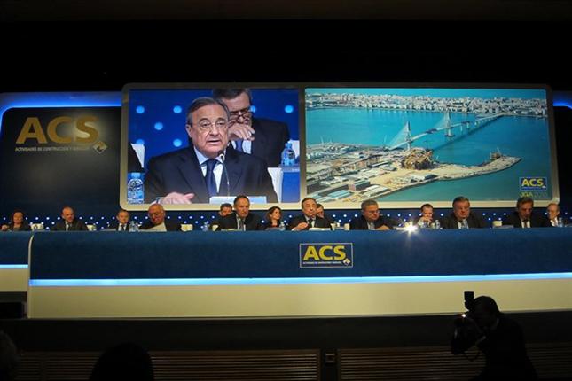 ACS apuesta por las renovables invirtiendo 440 millones