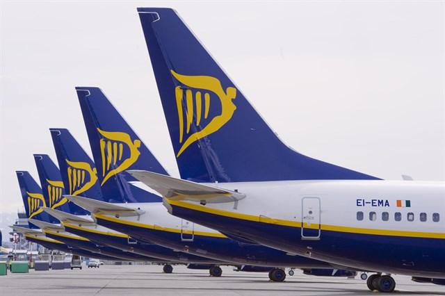 Ryanair-operará-15-nuevas-rutas-desde-Sevilla-en-invierno
