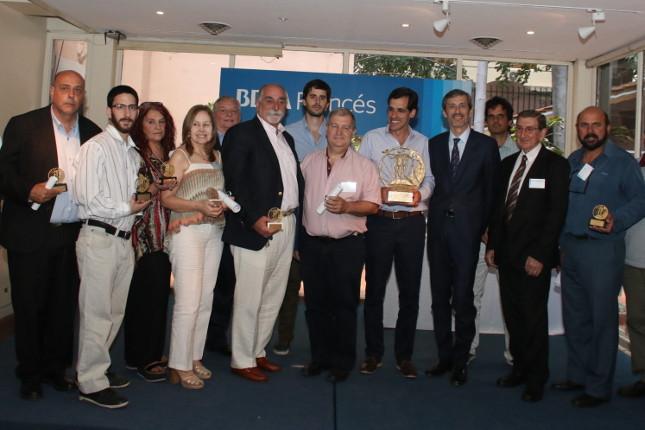 BBVA Francés reconoce a emprendedores agropecuarios de Argentina
