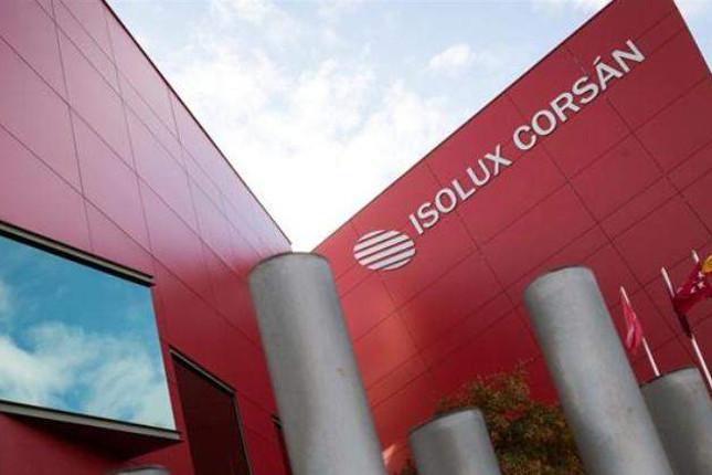 Isolux autoriza la entrada de los bancos en su capital
