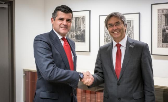 Banco Santander, principal colaboración de la la Universidad Técnica de Dresde