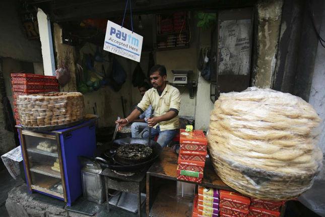 India se enfoca en el pago digital