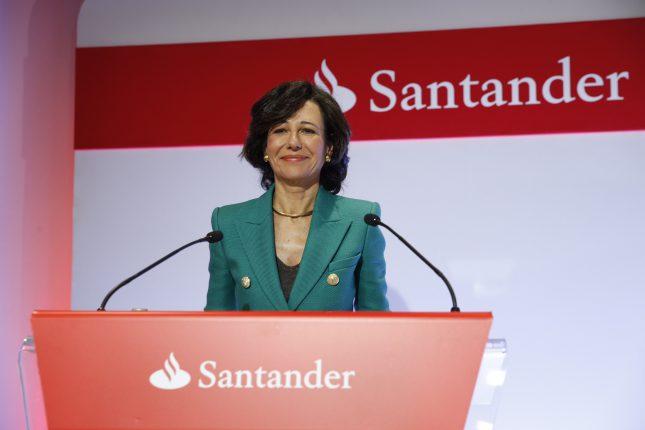 """Ana Botín: """"Santander Pay aspira a convertirse en la solución de pagos transfronterizos definitiva para nuestros clientes"""""""