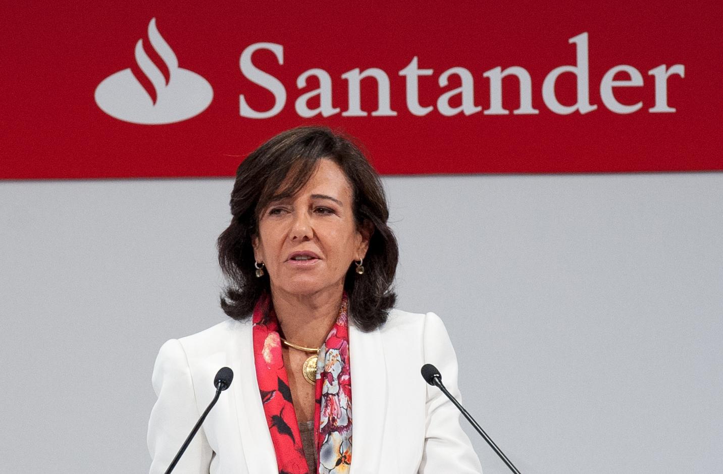 Ana Botín reafirma el compromiso de Banco Santander con Reino Unido