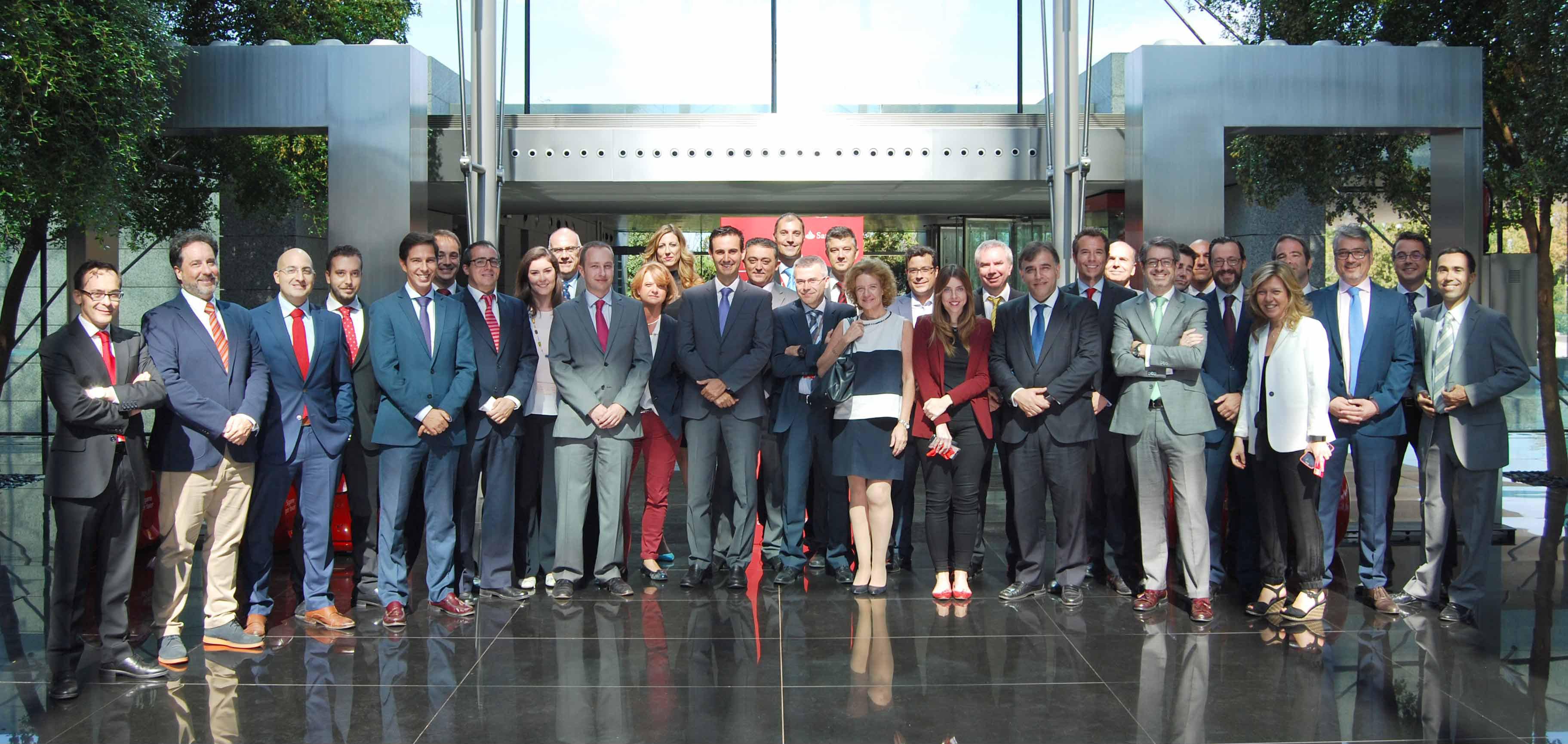 Banco Santander sitúa su intranet corporativa entre las diez mejores del mundo