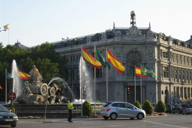 La deuda pública de España, en el 100,4 % del PIB
