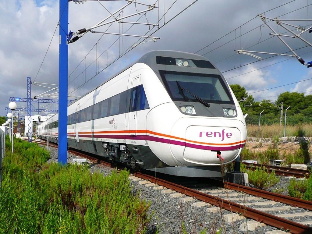 Alstom y Siemens compiten por un pedido de Renfe