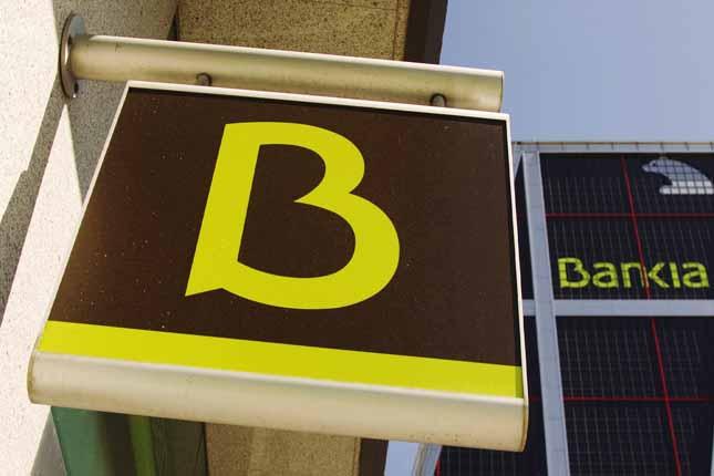 Bankia entrará en el negocio promotor el próximo año