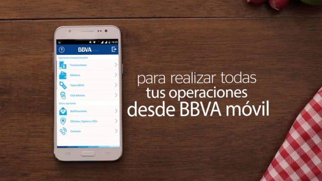 Los clientes de BBVA valoran positivamente su transformación digital