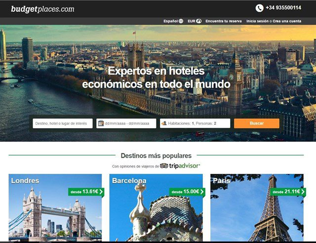 budgetplaces - europa press