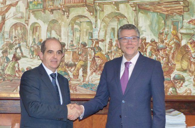 Banco Pastor y ARVI firman un convenio para la financiación de los armadores de buques pesqueros gallegos