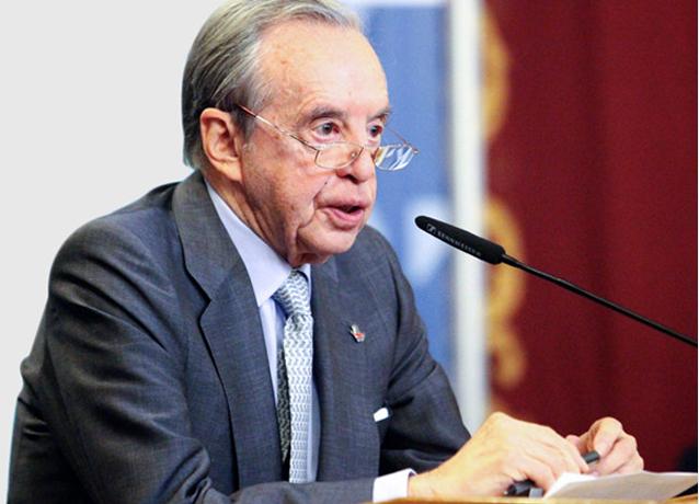 Fallece el expresidente de BBV, José Ángel Sánchez Asiaín