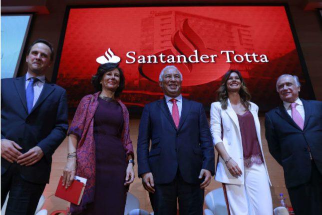 """Ana Botín: """"Banco Santander seguirá invirtiendo y creciendo en España y Portugal"""""""