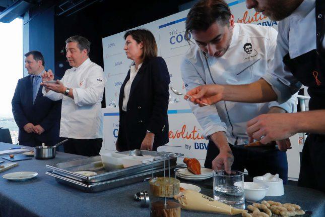 BBVA y El Celler de Can Roca presentan nueva gira por España