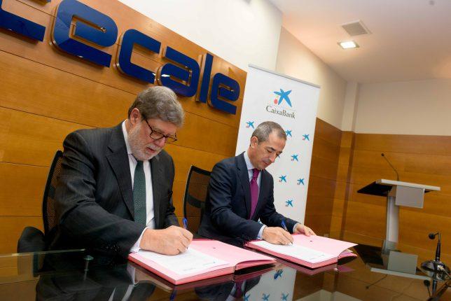 CaixaBank y CECALE renuevan su acuerdo