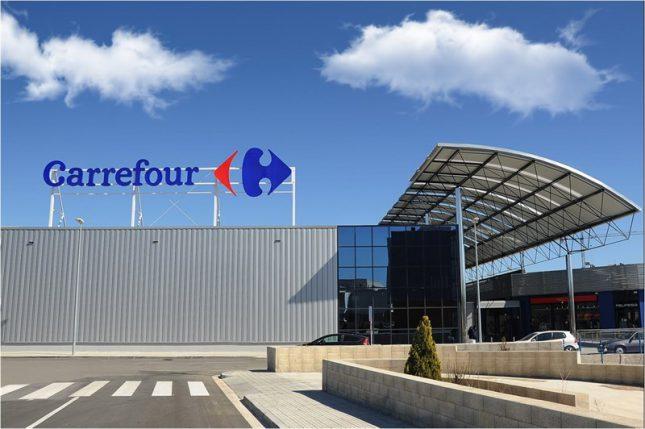 Carrefour realiza entregas urbanas con el primer vehículo inteligente