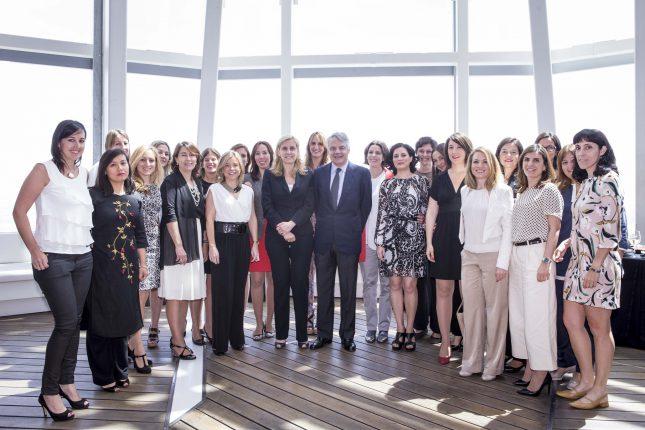 Ignacio Garralda (Mutua Madrileña) convoca una nueva edición del Programa Liderazgo Femenino