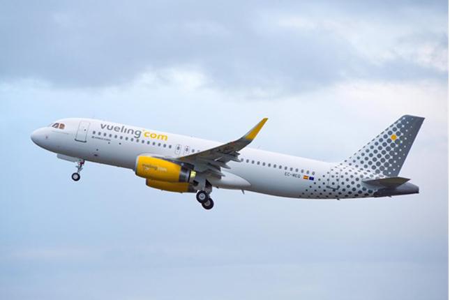 Vueling-fue-la-primera-compañía-en-el-aeropuerto-de-Bilbao-en-2016