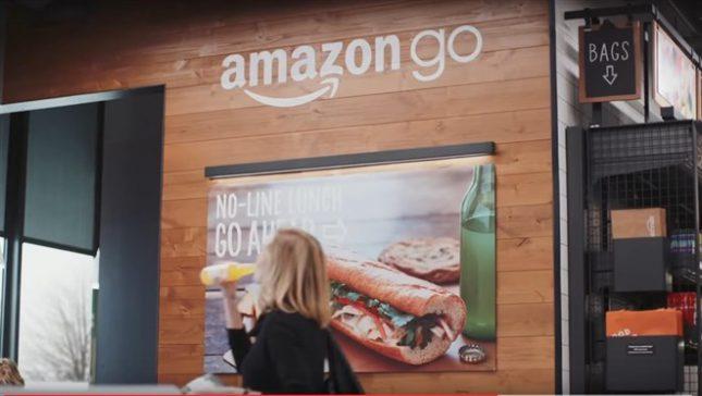 Amazon cierra su servicio de comida a domicilio en EE.UU.