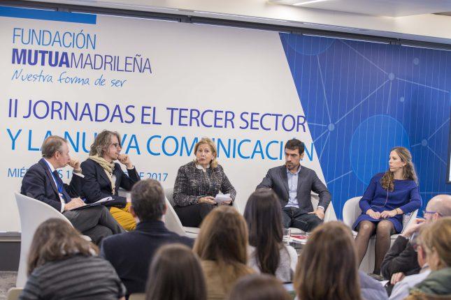 La Fundación Mutua Madrileña debate sobre las mejores prácticas de comunicación digital para el tercer sector