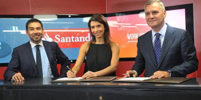 Convenio Banco Santander Chile