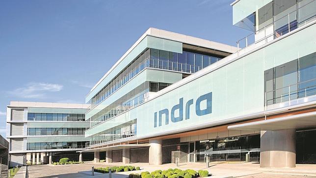 Indra gana 37 millones hasta junio
