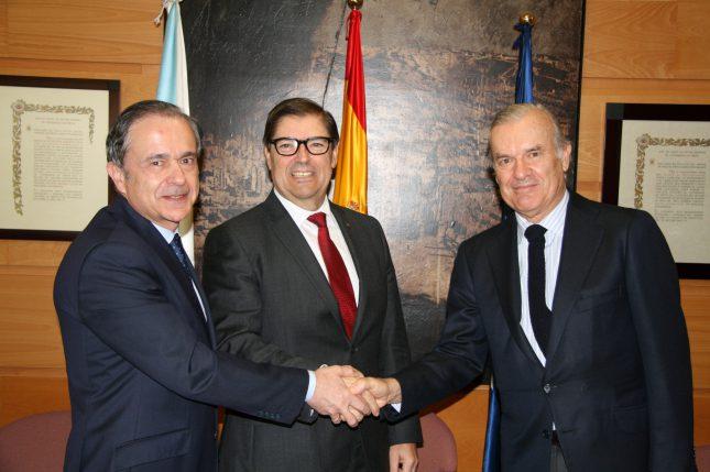 Banco Santander Espazo Compartido
