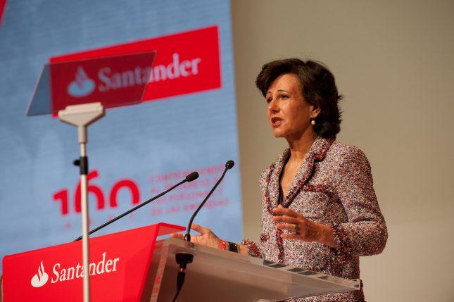 """Ana Botín: """"Queremos que Santander sea el mejor banco comercial de Europa y América"""""""