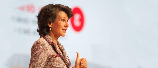 """Ana Botín: """"Un país que quiera ser dueño de su destino requiere un sistema universitario de calidad, accesible y comprometido"""""""