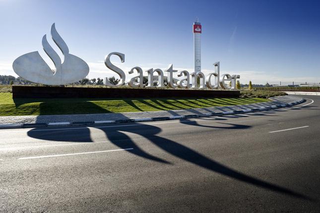 Banco Santander presentará su plan estratégico en Londres el próximo 3 de abril