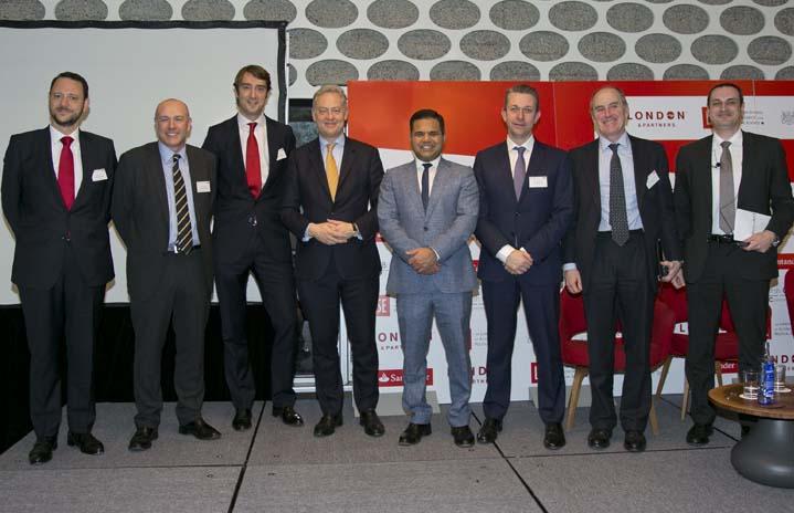 Banco Santander reafirma su apuesta por el Reino Unido