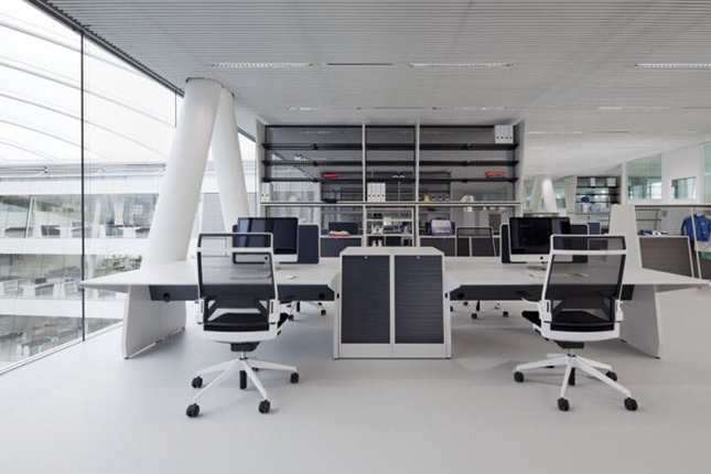 Reformas de oficinas como crear un espacio m s ecol gico for Unicaja banco oficinas