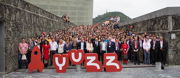 Banco Santander premia una startup biotecnológica en el Encuentro Nacional Santander YUZZ 2017