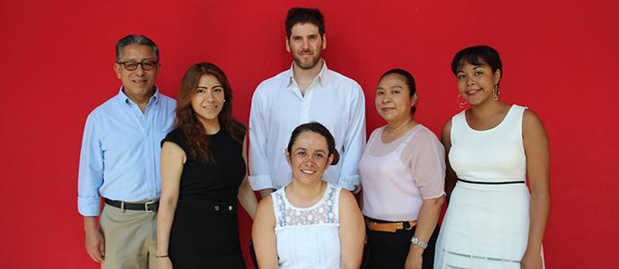 Banco Santander acompaña los avances en la formación de doctorandos del programa 'Santander-Universidad de Zaragoza'