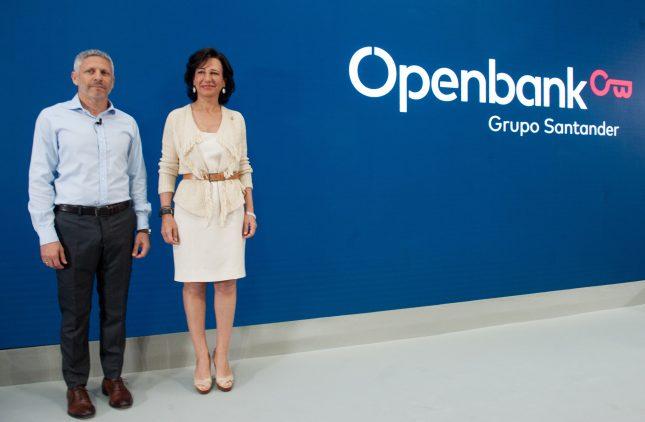 Openbank (Banco Santander) se convierte en el primer banco español 100% digital