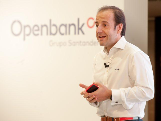 Banco Santander relanza su banco digital Openbank