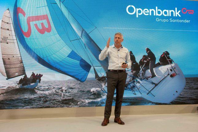 """Szafir (Openbank): """"El banco del futuro lo tenemos hoy aquí"""""""